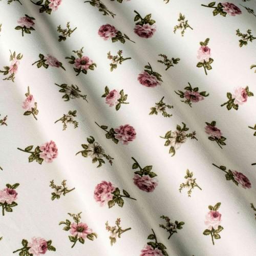 Красивые шторы в стиле прованс с розами - 260126v49