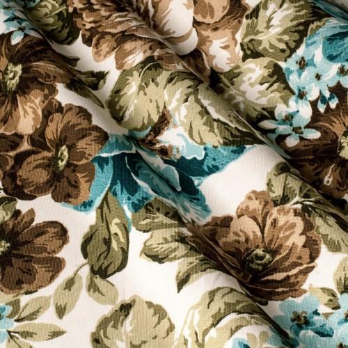 Красивая ткань для штор коричневый - 320370v30