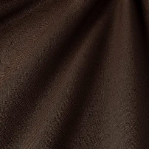 Декоративная ткань однотонная, тёмный оливково-коричневый - 800000v13
