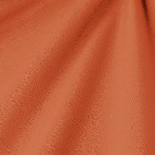 Декоративная ткань однотонная, серовато-красно-оранжевый - 800000v15