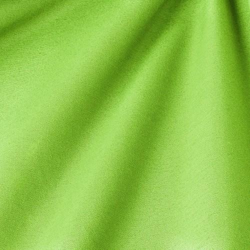 Декоративная ткань однотонная, желтовато-зелёный - 800000v26