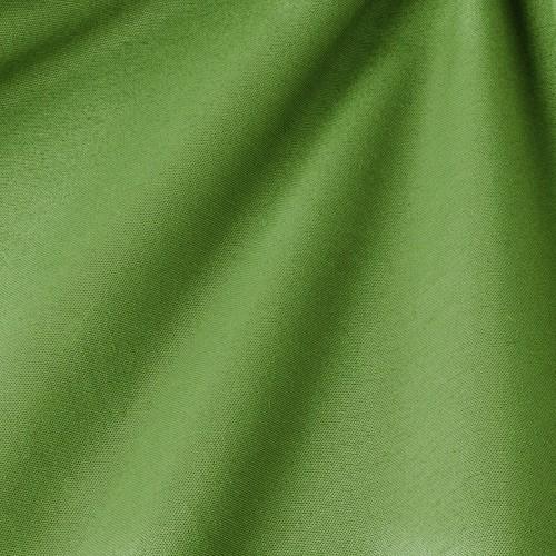 Декоративная ткань однотонная, трявяной зелёный - 800000v27