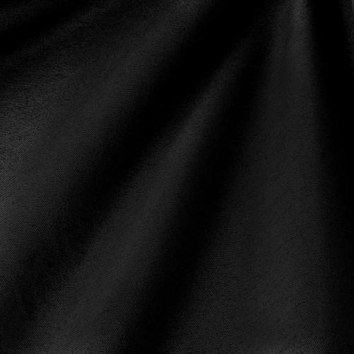 Декоративная ткань однотонная, чёрный янтарь - 800000v35