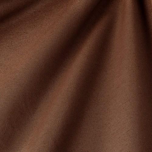 Декоративная ткань однотонная, орехово-коричневый - 800000v36