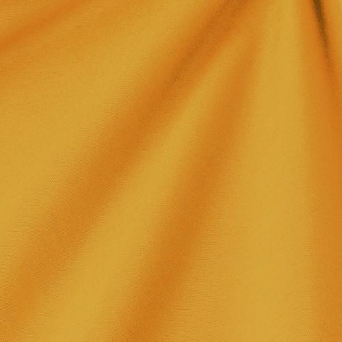 Декоративная ткань однотонная, умеренный жёлтый - 800000v39