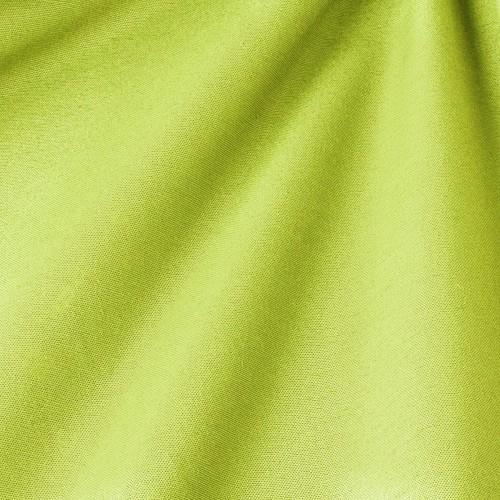 Декоративная ткань однотонная, жёлто-зелёный - 800000v40