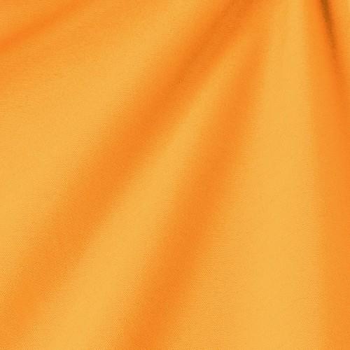 Декоративная ткань однотонная, оранжево-жёлтый - 800000v53