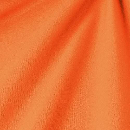 Декоративная ткань однотонная, морковный - 800000v54