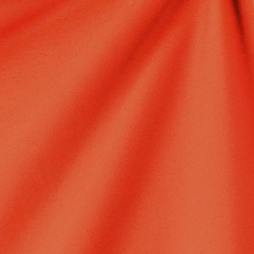 Декоративная ткань однотонная тёмно-оранжевый - 800000v57