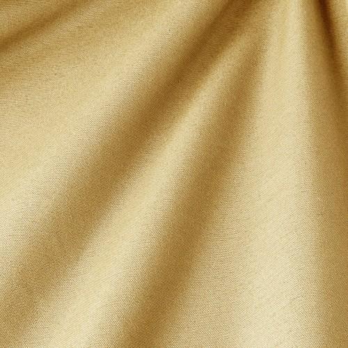 Декоративная ткань однотонная, золотой крайоля - 800000v8