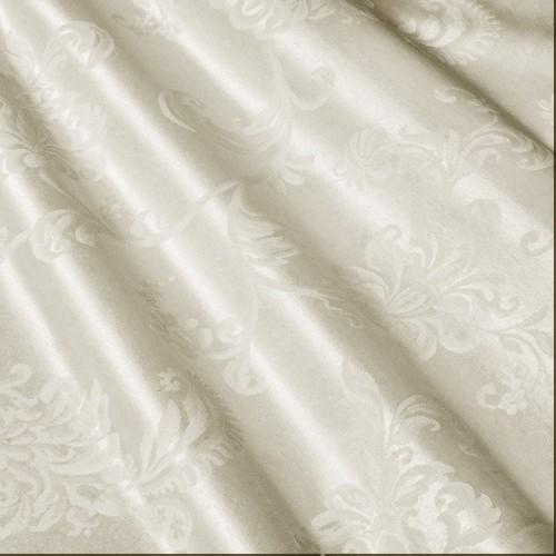 Скатертная светло-серый ткань, цветочные мотивы - 800218v3