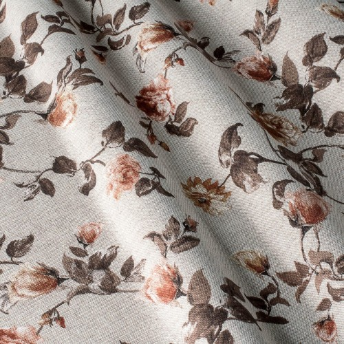 Декоративная ткань с цветочными мотивами - 800312v2