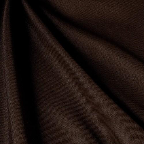 Дралон однотонный с тефлоновым покрытием, тёмно-коричневый - 800316v2