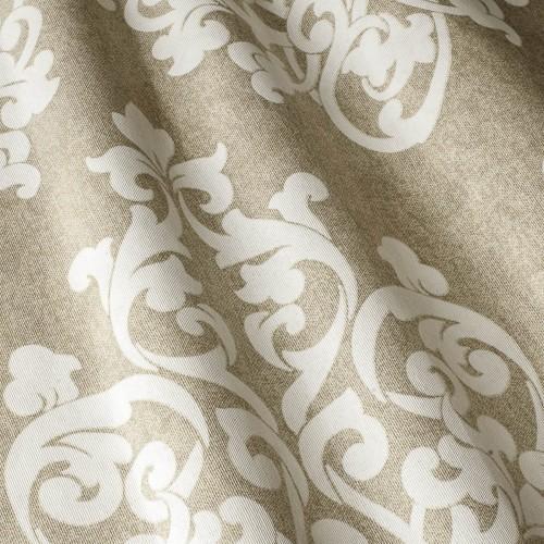 Декоративная ткань c принтом узоры, вензель - 800336v1
