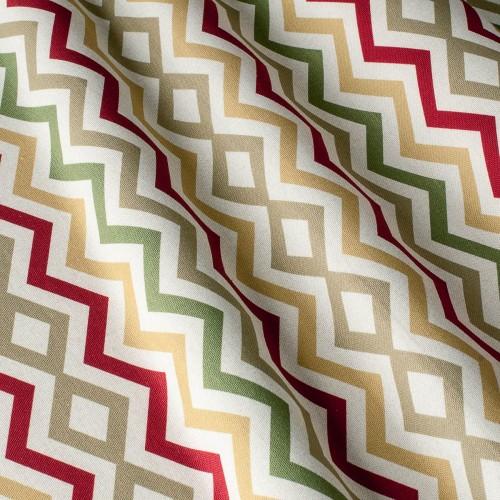 Декоративная ткань принт узор - 800432v1
