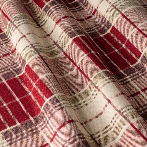 Декоративная ткань принт клетка - 800438v1