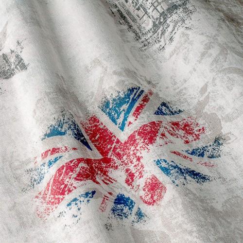 Декоративная ткань принт Великобритания - 800480v1