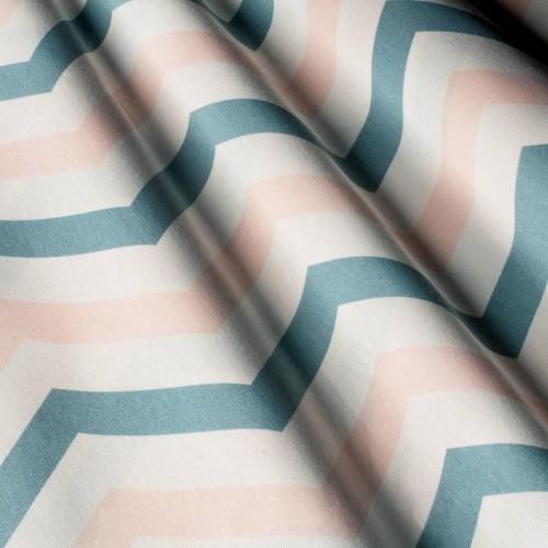 Декоративная ткань с принтом , тефлоновое покрытие - 800486v2