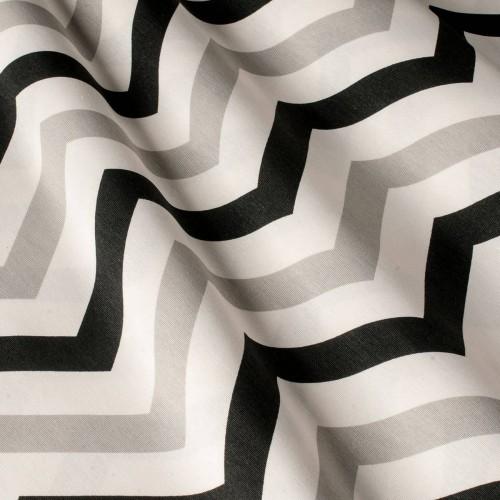 Декоративная ткань с принтом , тефлоновое покрытие - 800486v3