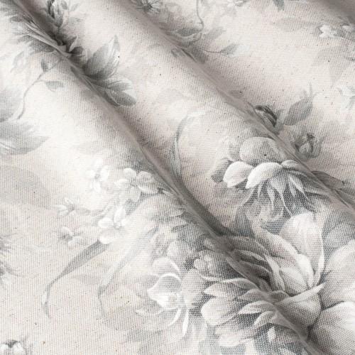 Декоративная ткань с цветочными мотивами - 800502v1