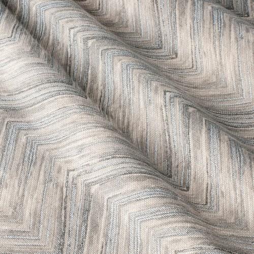 Стильная ткань компаньон зиг-заг - 800504v1 (тюль)