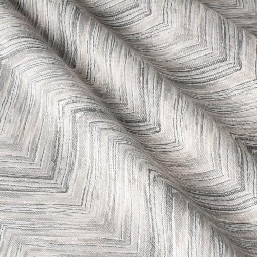 Декоративная ткань принт шеврон - 800510v1