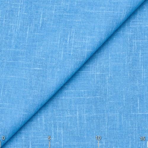 Однотонная плотная тюль хлопок - 800512v2 (тюль)