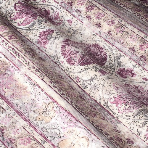 Декоративная ткань с цветочными мотивами - 800520v2