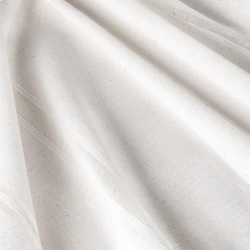 Испанская белая тюль с прозрачными вставками - 800534v1