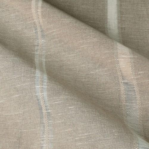 Испанская серая тюль с прозрачными вставками - 800534v2