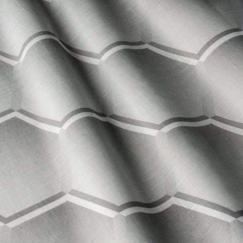 Декоративная ткань c геометрическим принтом - 800550v1