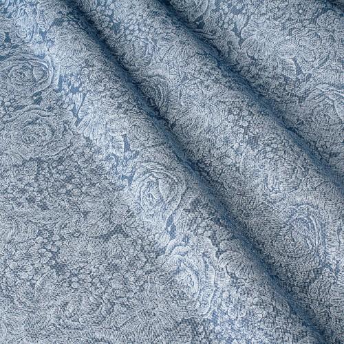 Декоративная ткань с цветочными мотивами - 800556v1