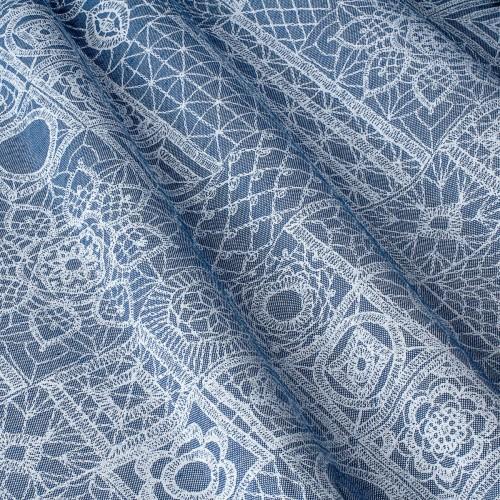 Декоративная ткань с геометрическом принтом - 800558v1