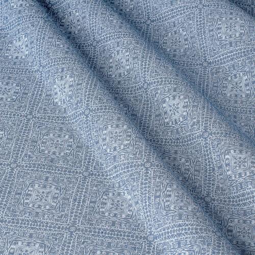 Декоративная ткань с геометрическом принтом - 800562v1