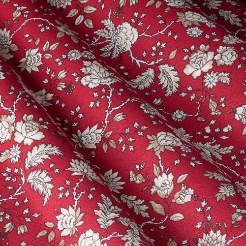 Декоративная ткань с цветочными мотивами - 800566v4