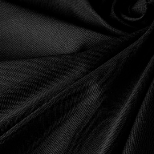 Ткань для штор однотонная темная - DR-860