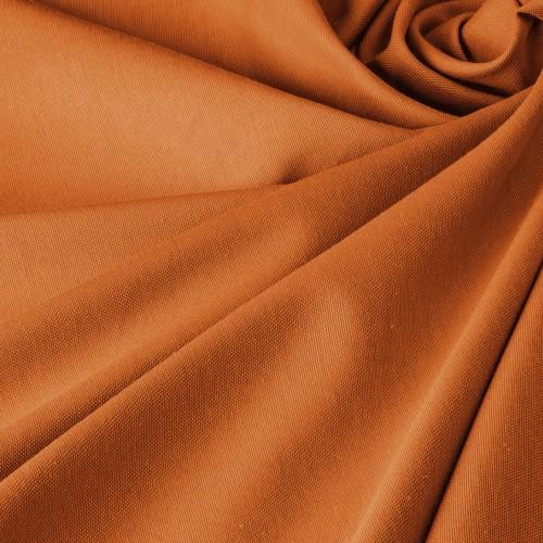 Красивые шторы в стиле прованс оранжевый - DRK-11082