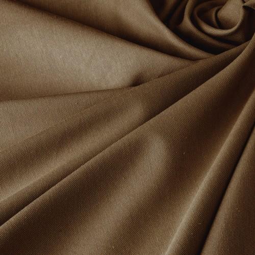 Красивые шторы в стиле прованс коричневый - DRK-14894
