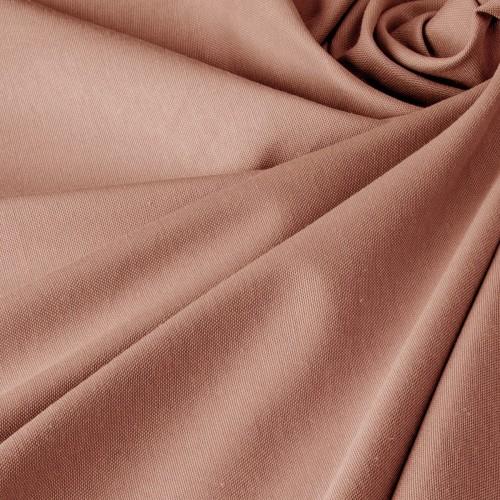 Ткань для штор в стиле прованс однотонная - DRK-15932