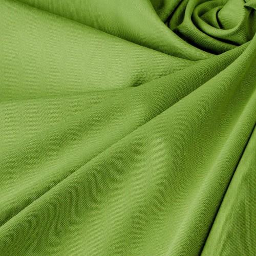 Гарні зелені штори у стилі прованс - DRY-4474