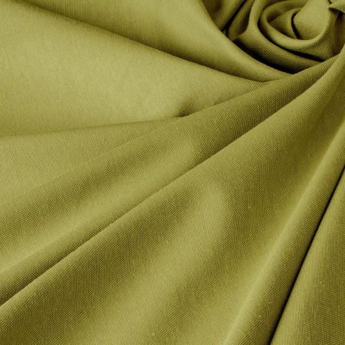 Красивые одноцветные шторы салатовый - DRY-6592