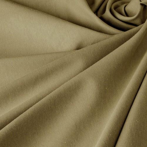 Хлопковая ткань с тефлоном т.беж - TDRY-304