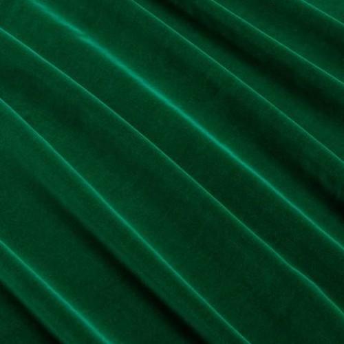 Велюр классический ярко зелёный - 100380