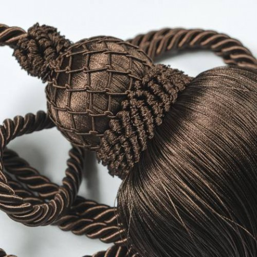 Кисть для штор коричневый - 155354