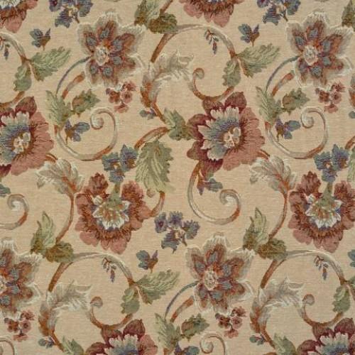 Гобелен жаккардовая ткань для штор и декора - 161116