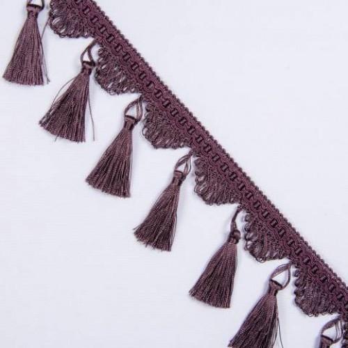 Бахрома кисточка, фиолет - 167060