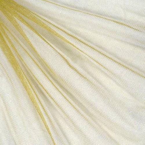 Декор сетка ромбик мелкий золото - 172126