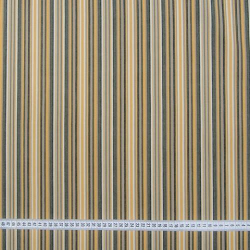 Дралон полоса бежевый чёрный серый тефлон - 188208