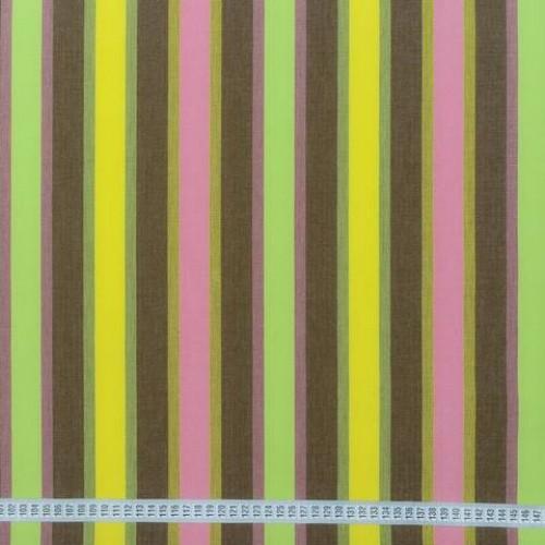 Дралон полоса фрез желтое яблоко коричневый тефлон - 188224