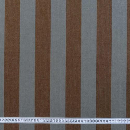 Дралон полоса т. Серый коричневый тефлон - 188234